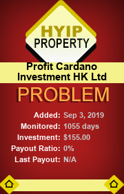Monitored by hyip-property.com